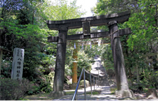 IEURA Hachiman Shrine